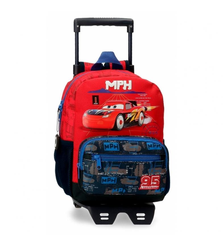 Comprar Cars Auto Rocket Racing Zaino per bambini con auto -23x28x10cm