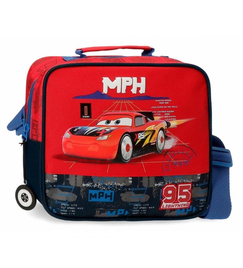 Comprar Cars Auto Rocket Racing Toilet Bag con tracolla -23x20x9cm