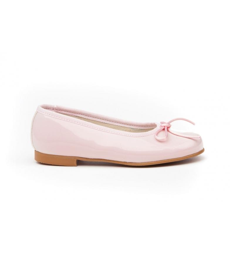 Comprar Angelitos Ballerine / ballerina in vernice rosa