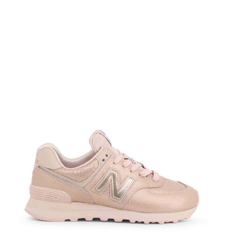 Comprar New Balance Sapatos WL574 rosa