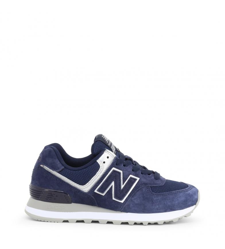 Comprar New Balance Sapatos WL574 azul