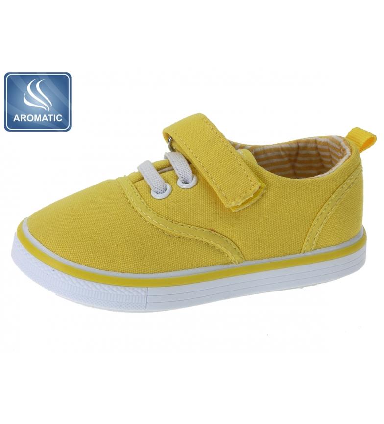 Comprar Beppi Zapatillas lona 2177833 amarillo