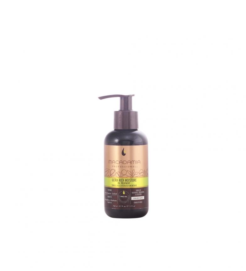 Comprar MACADAMIA Tratamento reparador de óleo ULTRA RICH MOISTURE 125 ml -Cabelo seco