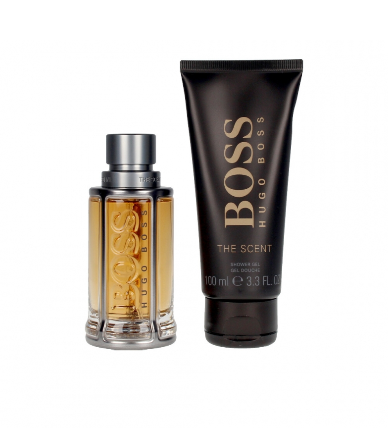 Comprar Hugo Boss The Scent edt 50ml Shower gel 100ml