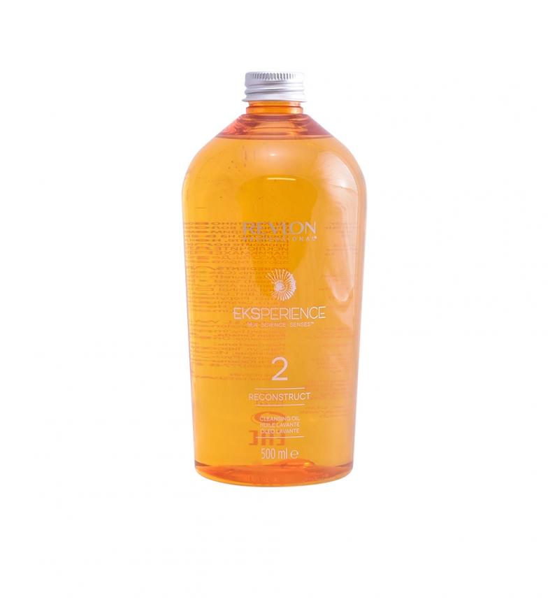 Comprar Revlon Champú en aceite Eksperience Reconstruct phase 2 de 500ml -Cabello dañado-