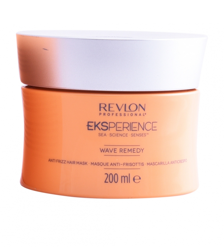 Comprar Revlon Mascarilla antiencrespamiento Eksperience Wave Remedy 200 ml -Cabello rizado-