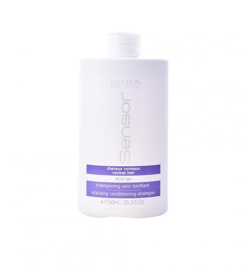 Comprar Revlon Champú acondicionador Sensor Vitaizinz 750 ml -Todo tipo de cabello-
