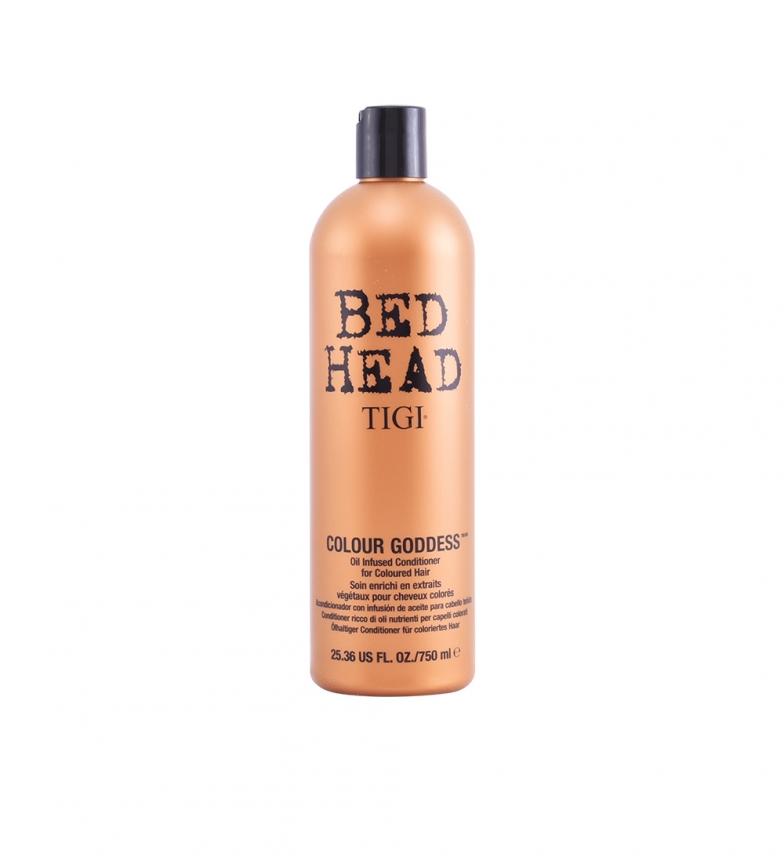 Comprar TIGI Testata da letto colore dea dea olio infuso condizionatore 750 ml -Capelli tinti