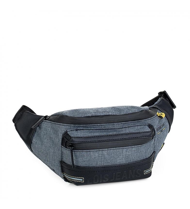 Comprar Lois Bum bag 96710 preto . -21x15,5x5,5cm
