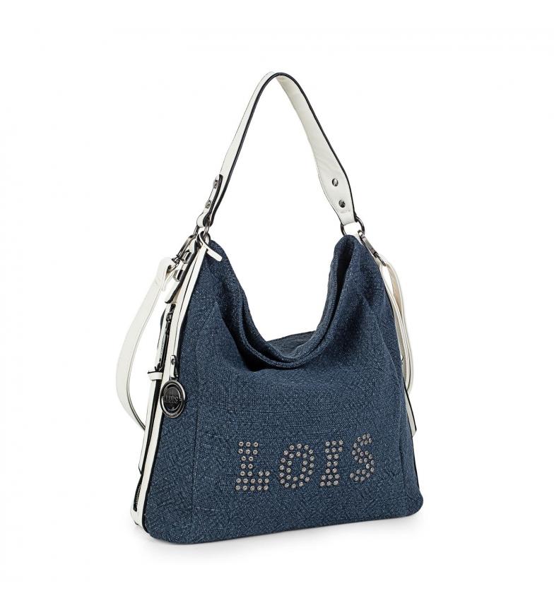 Comprar Lois Shoulder bag 301070 blue-33x34x12cm