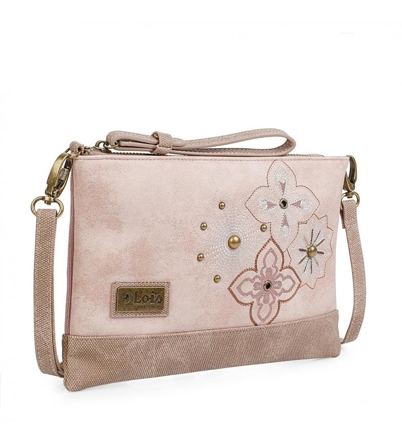 Comprar Lois  Sac à bandoulière 302015 rose -24x17x3cm