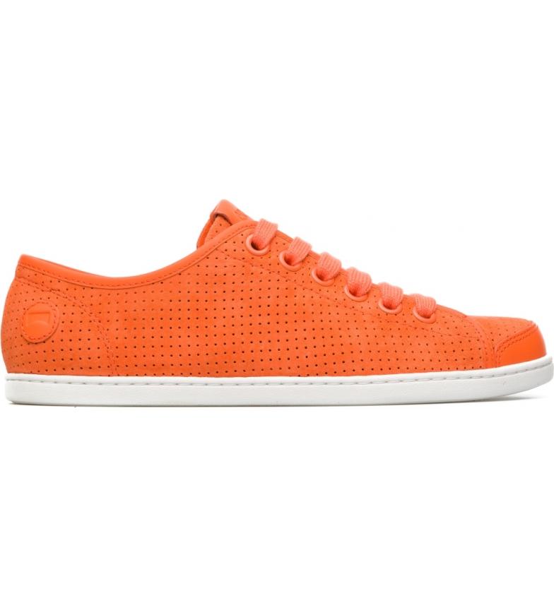 Comprar CAMPER Leather slippers One orange