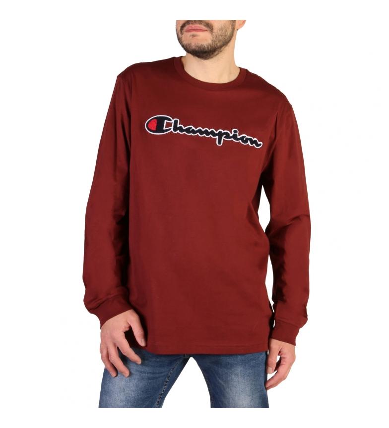 Comprar Champion T-shirt 213517 maroon