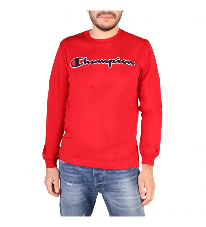 Comprar Champion T-shirt 213517 red