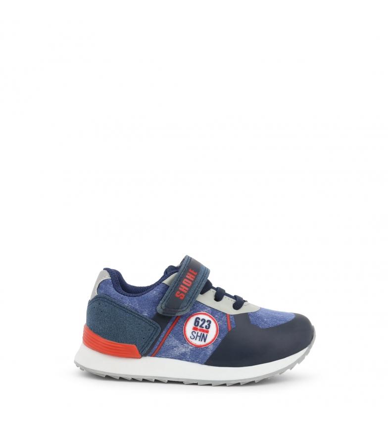 Comprar Shone Sapatos LB-406 azul