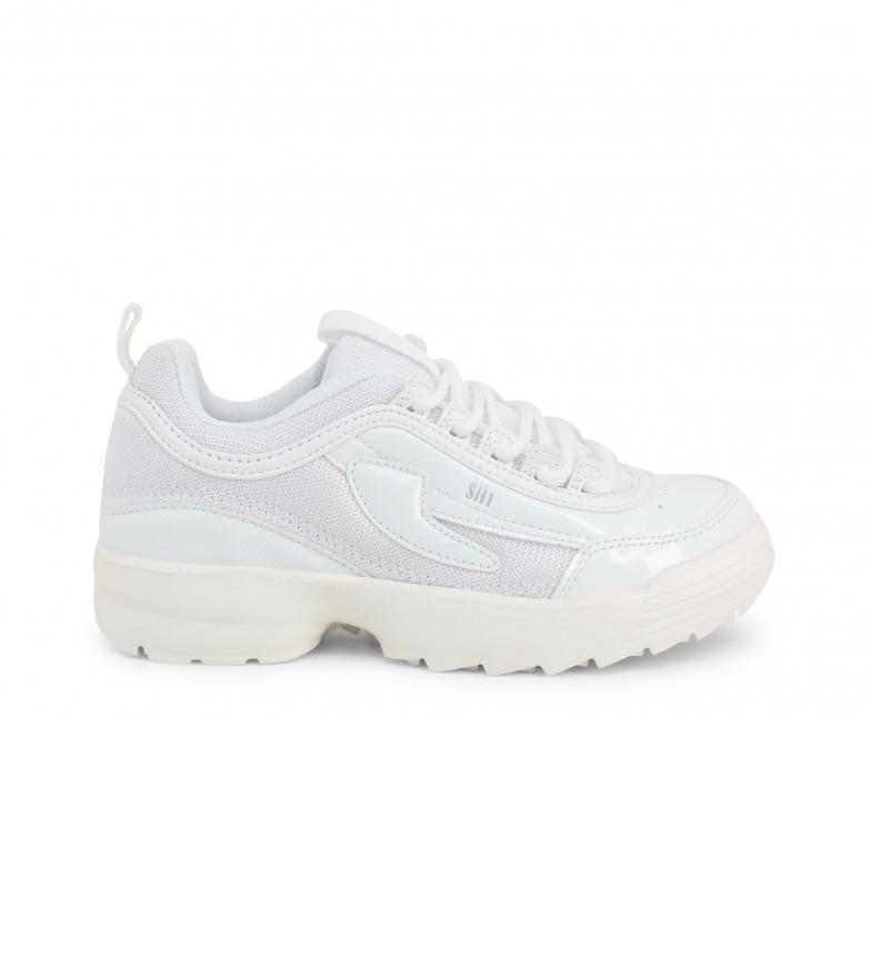 Comprar Shone Sapatos E2071-001 branco