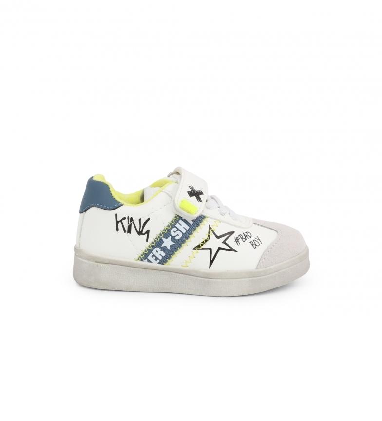 Comprar Shone Sapatos 208-104 brancos