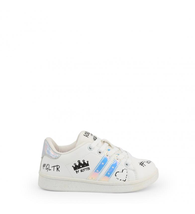 Comprar Shone Sapatos 208-102 brancos
