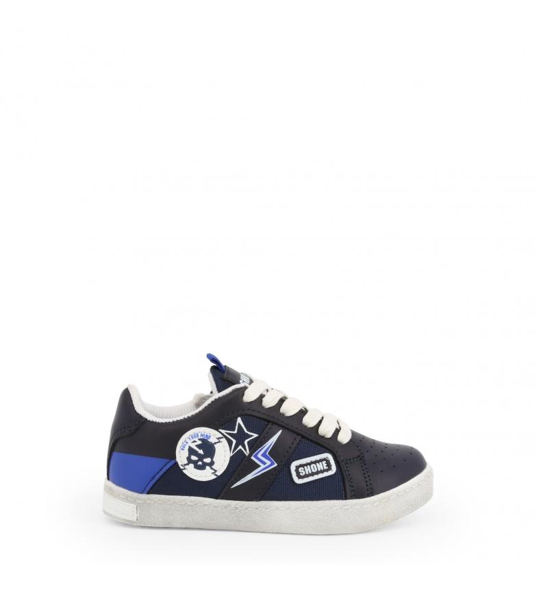 Comprar Shone Sapatos 200-085 azul
