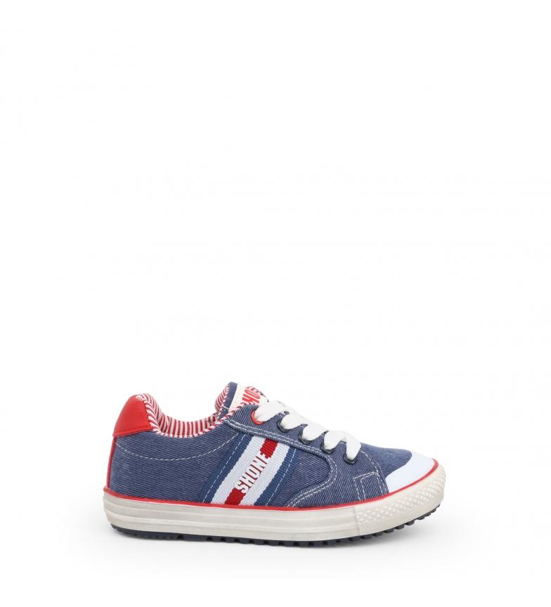 Comprar Shone Shoes 184-121 blue
