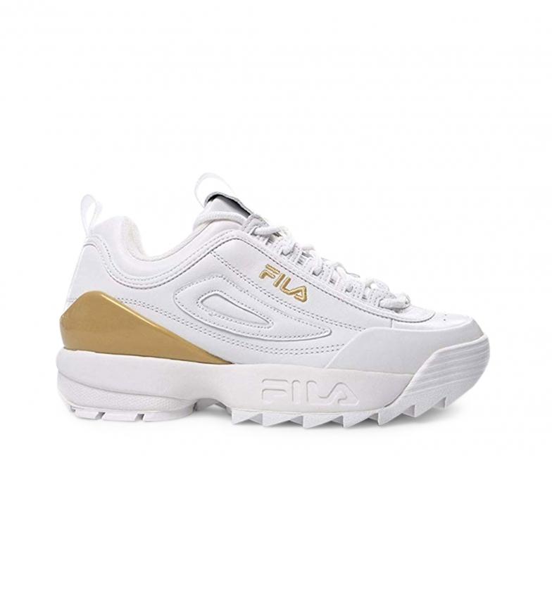 Comprar Fila Premium Disruptor Shoes 1010862 blanc