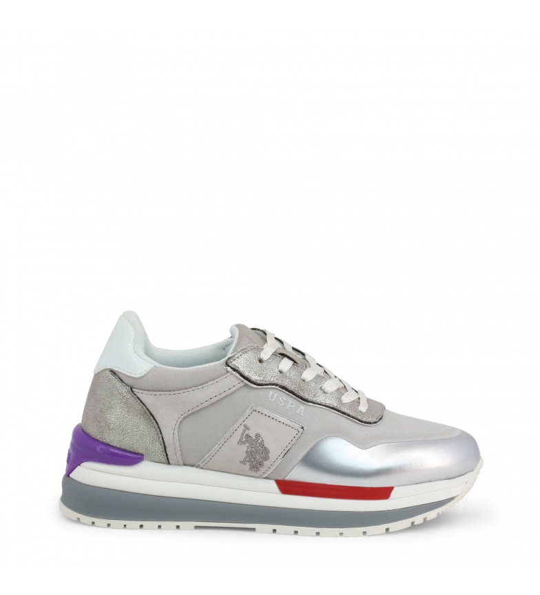 Comprar U.S. Polo Assn. Chaussures CHER4195S0_SY1 gris