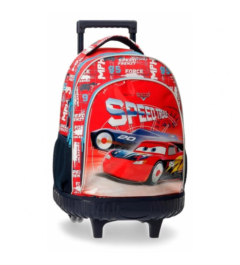 Comprar Joumma Bags Cars Speed Trails 2R zaino a rotelle. -32x43x23cm