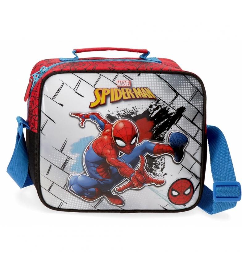 Comprar Spiderman Bolsa Adaptativa Homem-Aranha com alça de ombro -23x20x9cm