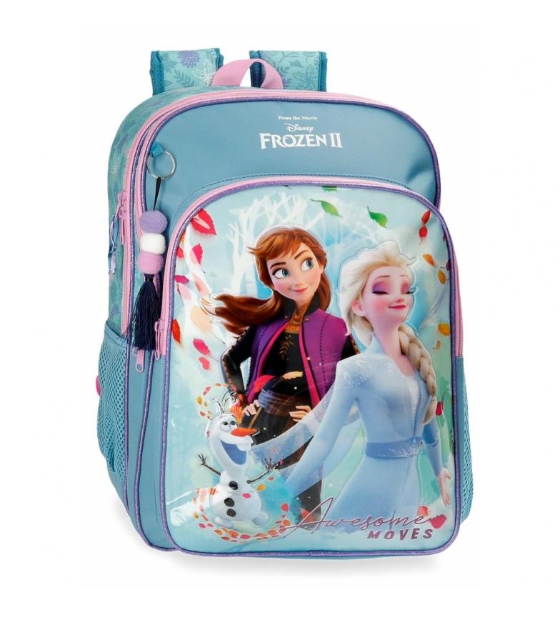 Comprar Joumma Bags Sac d'école Frozen Awesome Moves - 31x42x13cm
