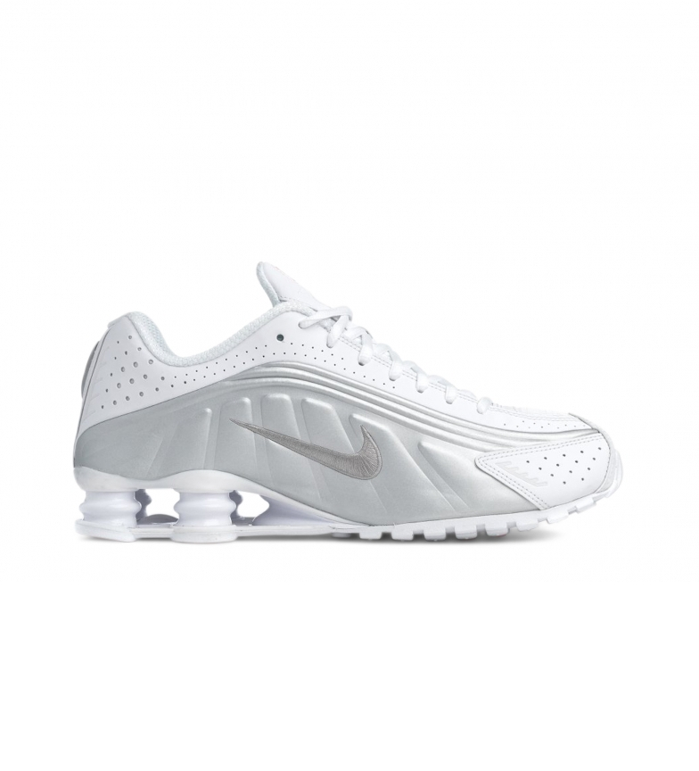 Comprar Nike ShoxR4 shoes white