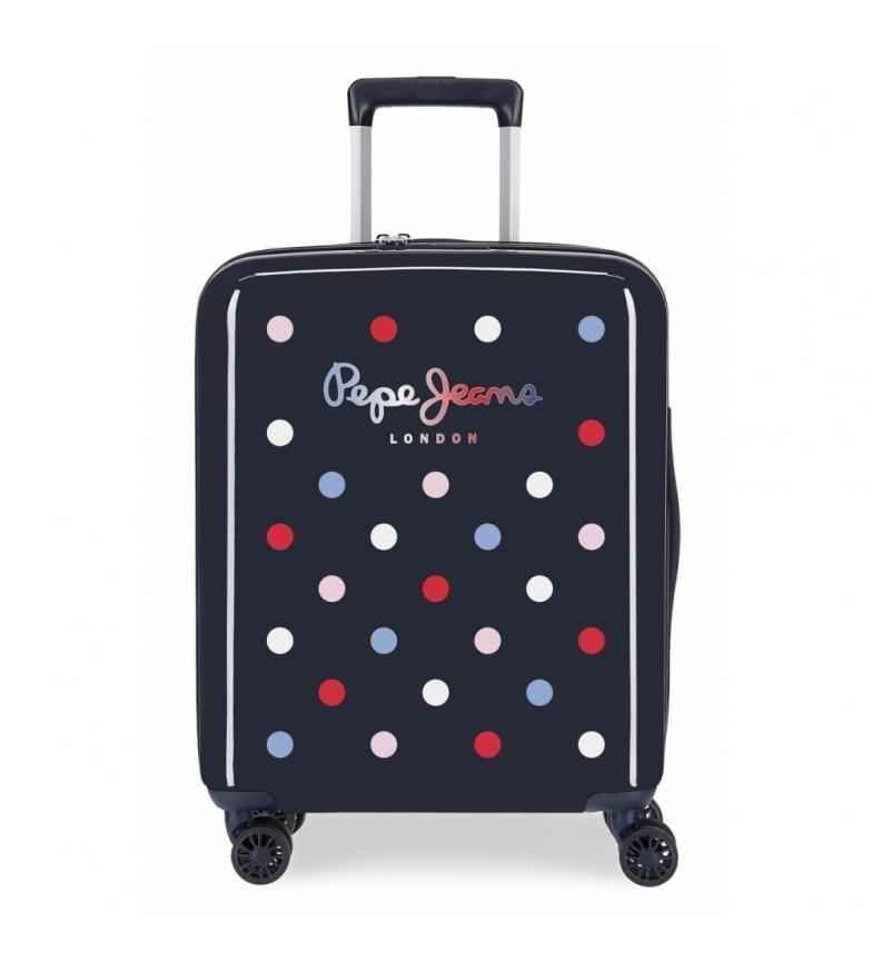 Comprar Pepe Jeans Jeans EMMA cassa rigida cabina 38,4L blu navy -55x40x20cm