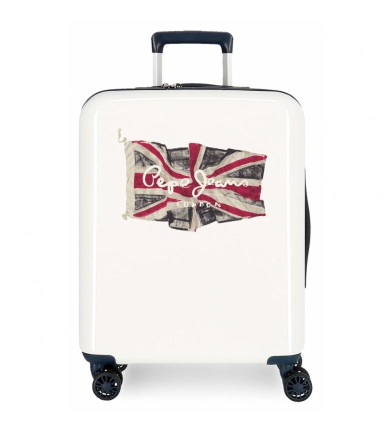 Comprar Pepe Jeans Pepe Jeans FLAG blanc -55x40x20cm
