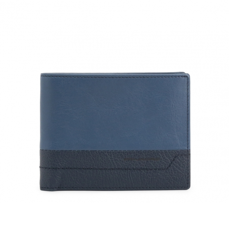 Comprar Piquadro Carteira PU1241S94R azul -12,5x9,5x1cm