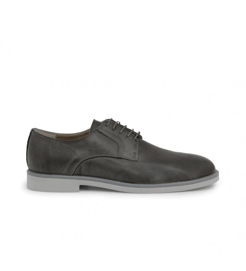 Comprar Madrid Chaussures en cuir 604 gris