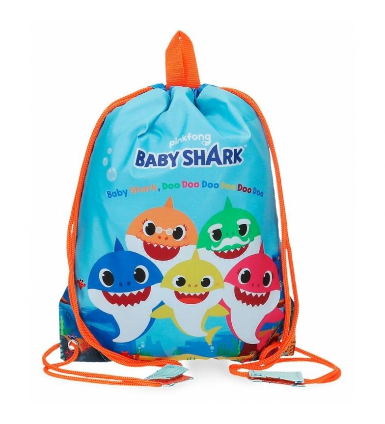 Comprar Baby Shark Saco de lanche para tubarão bebé -27x34x0,5cm