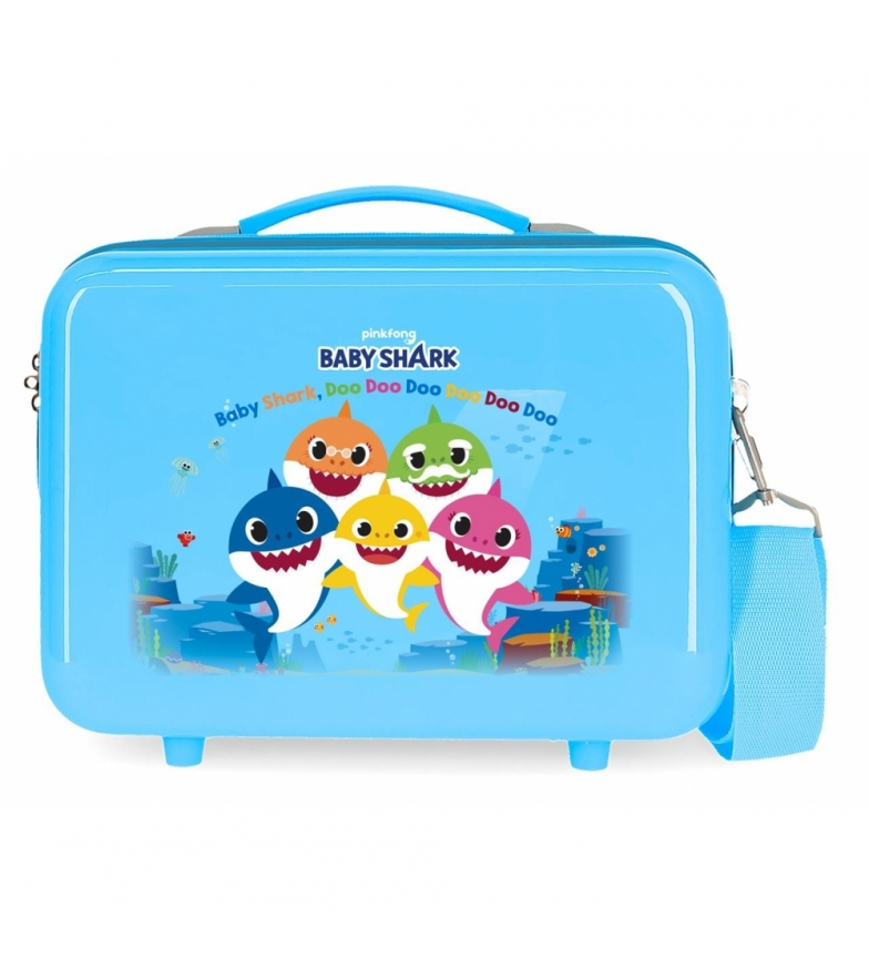 Comprar Baby Shark Trousse de toilette adaptative ABS Baby Shark -29x21x15cm