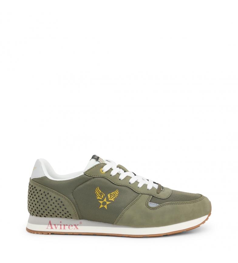 Comprar Avirex Zapatillas AV01M40604 verde