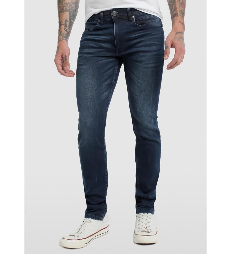 Comprar Six Valves Jeans Knit Denim blue