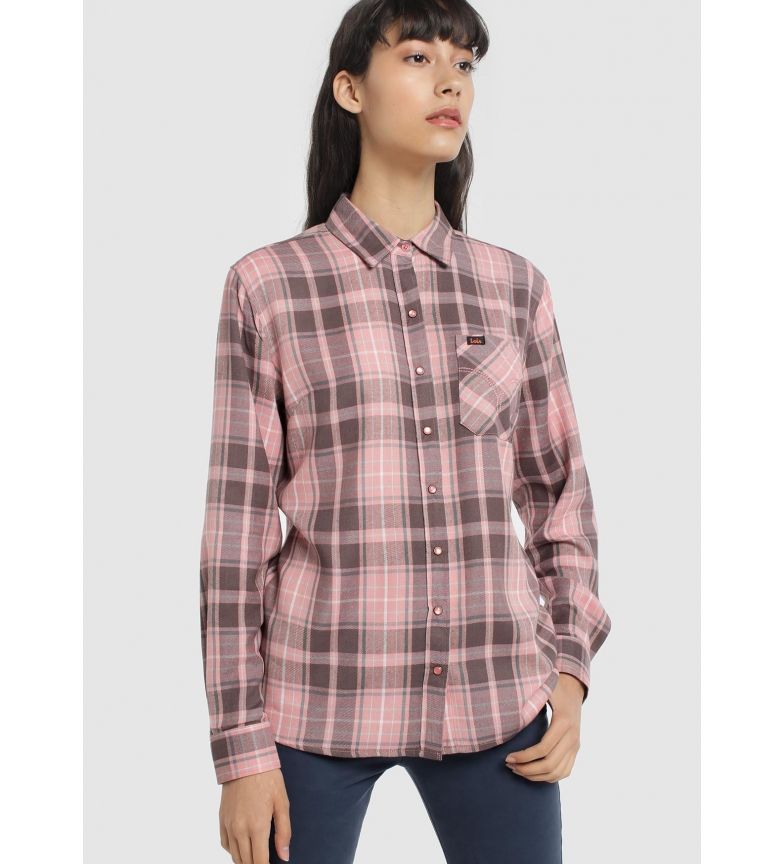 Comprar Lois William Syrielle Pink Pictures Shirt