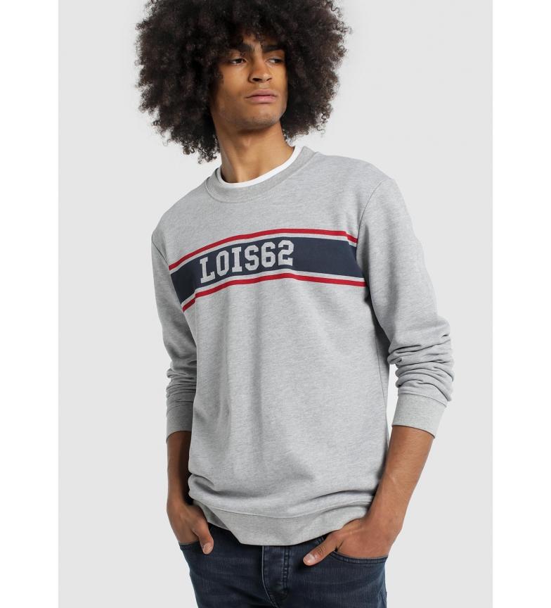 Comprar Lois Lois62 Reder Froid Sweatshirt grey