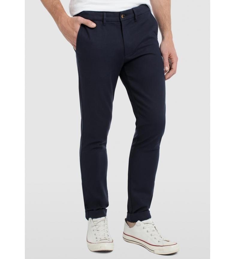 Comprar Bendorff Chinese Pants Structure Elastic Waist Black