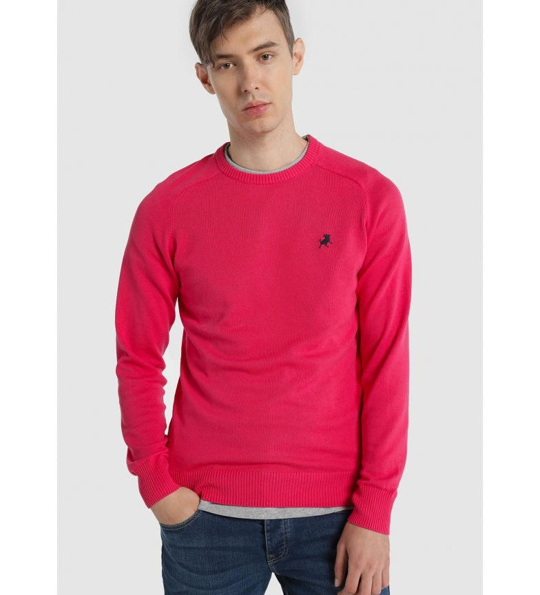 Comprar Lois Sapel Corfu round neck basic sweater