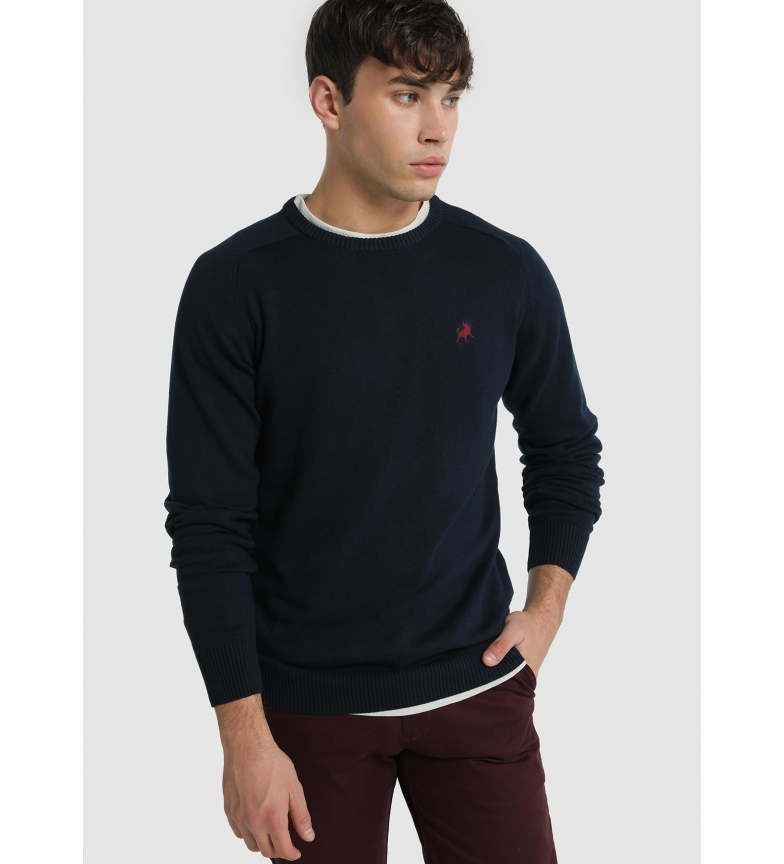 Comprar Lois Basic Sapel Corfu round neck sweater