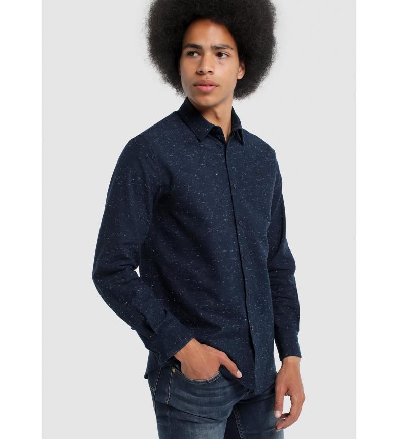 Comprar Victorio & Lucchino, V&L Neps shirt blue