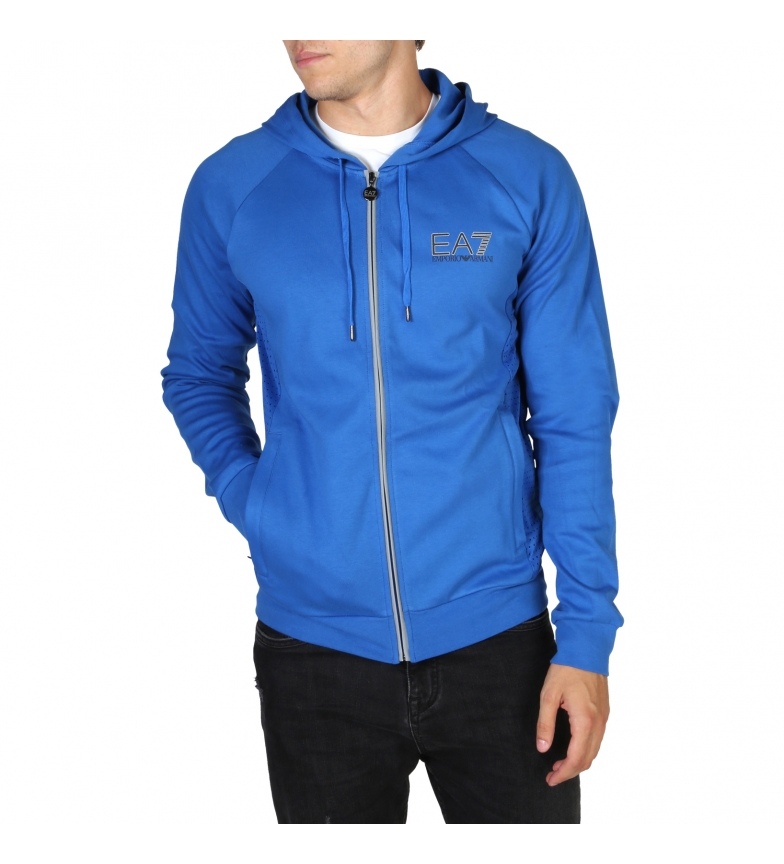 Comprar EA7 Emporio Armani  Sweatshirt 3YPMC7_PJC5Z blue