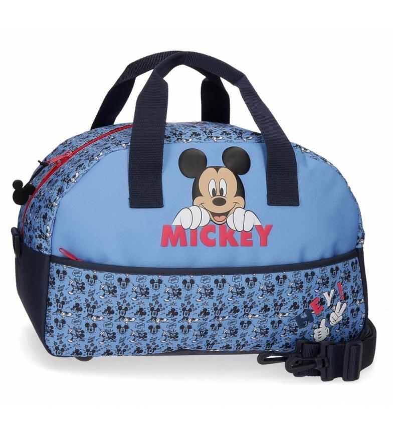 Comprar Mickey Sac de voyage Mickey Moods bleu -40x24x18cm