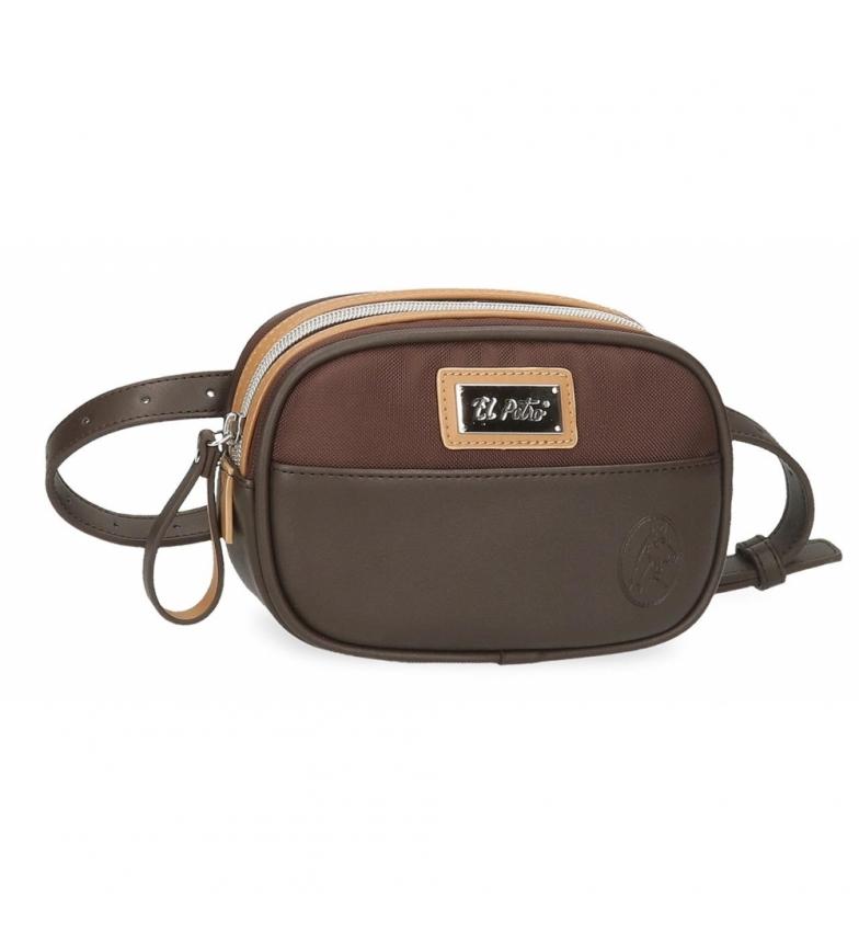 Comprar El Potro El Potro Chic brown flannel -17x11x6cm