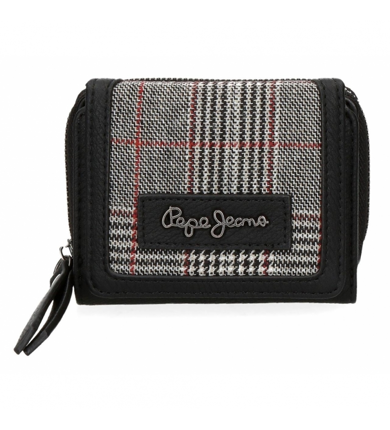 Comprar Pepe Jeans Pepe Jeans Grace wallet with grey wallet -10x8x3cm