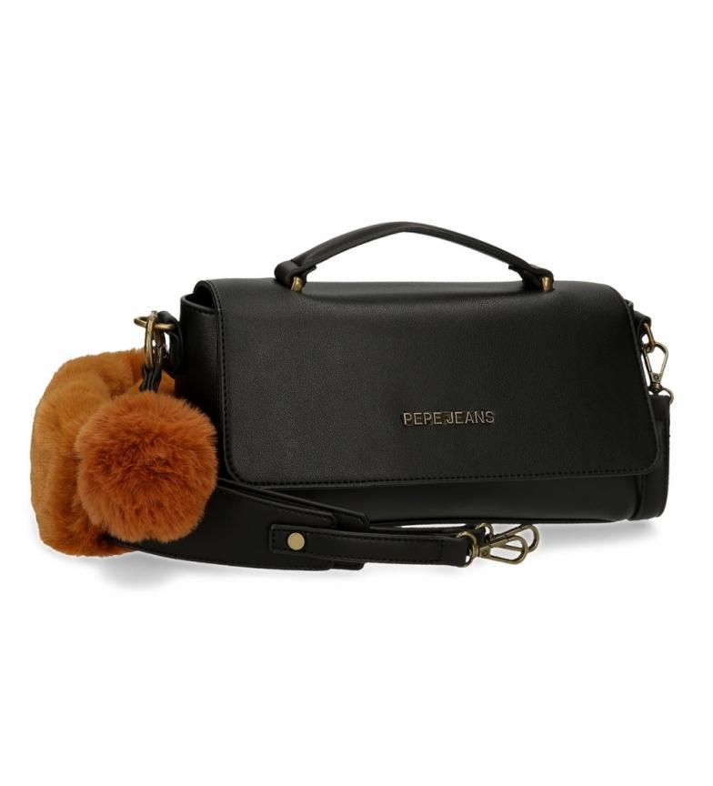Comprar Pepe Jeans Pepe Jeans Annie Baguette Bag black -28x12,5x6cm