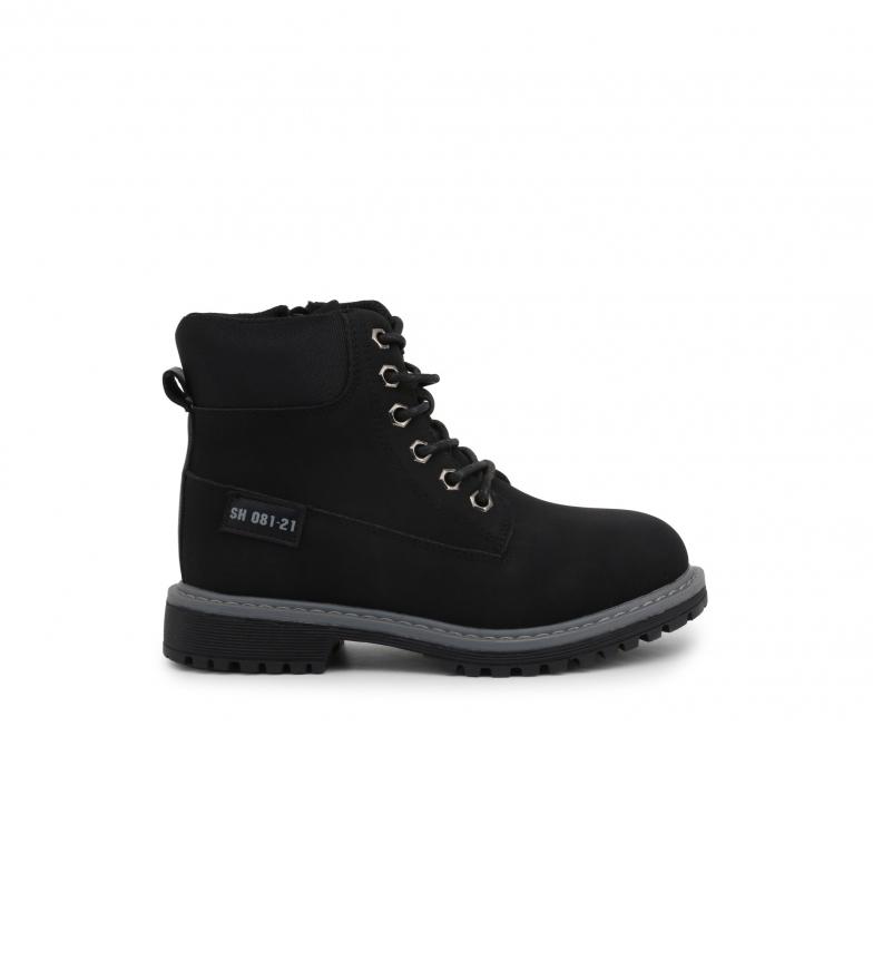 Comprar Shone Botas de tornozelo 1738-054 preto